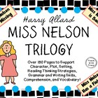 Miss Nelson is Missing - Author Trilogy for Characters, Pl