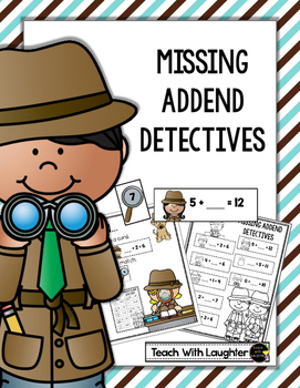 Missing Addends Detectives