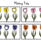 Missing Number Tulip