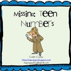 Missing: Teen Numbers!