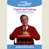Mister Rogers Neighborhood DVD for Children With Autisim
