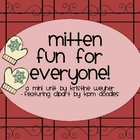Mitten Fun For Everyone  A Mini Unit on The Mitten  Litera