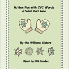 Mitten Fun with CVC Words