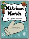 Mitten Math: Math Activities for The Mitten by Jan Brett