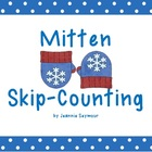 Mitten Skip-Counting Activity