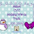Mittens CVC Words