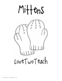 Mittens Thematic Unit
