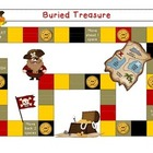 Mix & Match Game Board {Pirates}