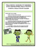 Mixed Numbers and Improper Fractions Lesson