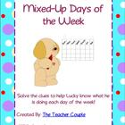 Mixed-Up Days of the Week