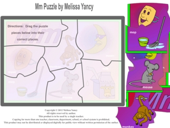 Mm Puzzle by Melissa Yancy for pc