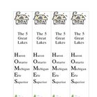 Mnemonic Bookmarks (HOMES)