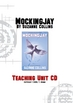 Mockingjay Teaching Unit On CD with Bonus Lessons & Presentations