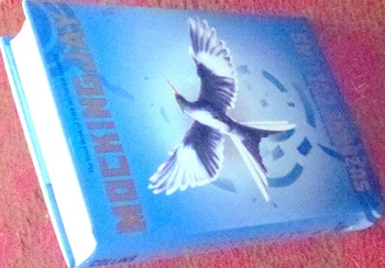 Mockingjay by Suzanne Collins in Hardback