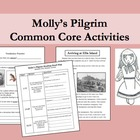 Molly&#039;s Pilgrim Common Core Activities