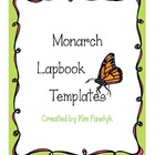 Monarch Lapbook Templates