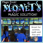 Monet&#039;s Magic Solution