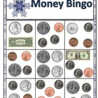 Math Center: Money Activities Common Core Standards SNOWBA