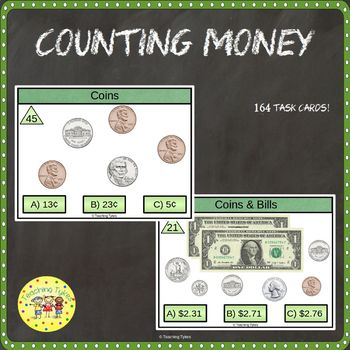 http://www.teacherspayteachers.com/Product/Money-Bundle-1198761
