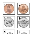 Money Calendar Pieces