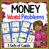 Money Task Cards (Freda's Fruit)