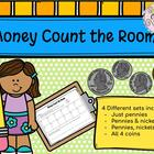 Money Count the Room