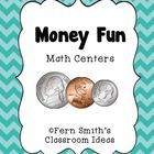 Money Fun Math Centers - Perfect for Presidents' Day By Fe