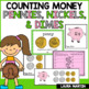 Money Madness-Counting Pennies, Nickels, Dimes