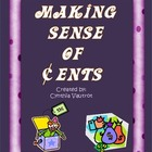 Money - Making Sense Out of Cents - Explicit Lesson Plans!