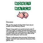 Money Match Game