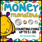 Money Monsters - Identifying and Counting Money