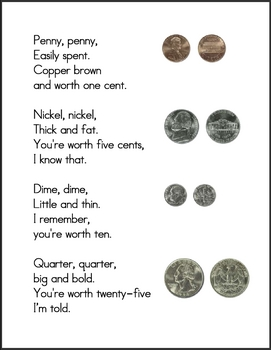 Money Poem