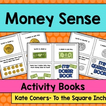 Money Sense Activity Books, CCS: 2.MD.C.7