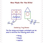 Money &amp; Shapes: How Much for the Kite?