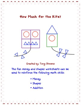 Money & Shapes: How Much for the Kite?