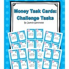 Money Task Cards: Enrichment