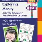 Money Task Cards - Show Me the Money Differentiated Math C