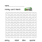Money Word Search