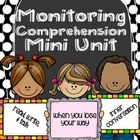 Monitoring Comprehension Unit