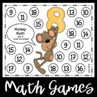 Monkey Math Addition Games