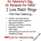 Monkey Math: Bingo Plus!  {{Print & Go!}}  (Common Core)