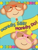 Monkey See, Monkey Do {A Charades Game}