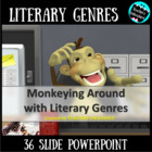 Monkeying Around with Literary Genres