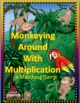 Monkeying Around with Multiplication - A Matching Game