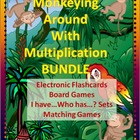 Monkeying Around with Multiplication Bundle