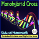 Monohybrid Quiz or Homework (Genetics Problems)