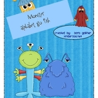 Monster Alphabet go Fish