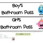 Monster Classroom Passes