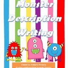 Monster Description Writing &amp; More