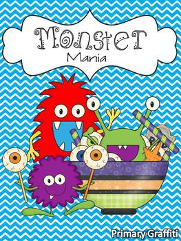 Monster Mania {Work Stations}